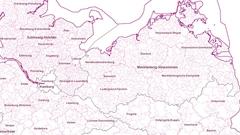 Verwaltungsgebiete