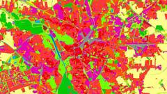 Digitales Landbedeckungsmodell für Deutschland, Stand 2018