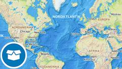 TopPlusOpen weltweite Webkarte in der Projektion Sphärisch Mercator (TopPlusOpen-SM)