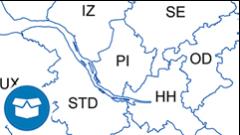 KFZ-Kennzeichen 1:250 000