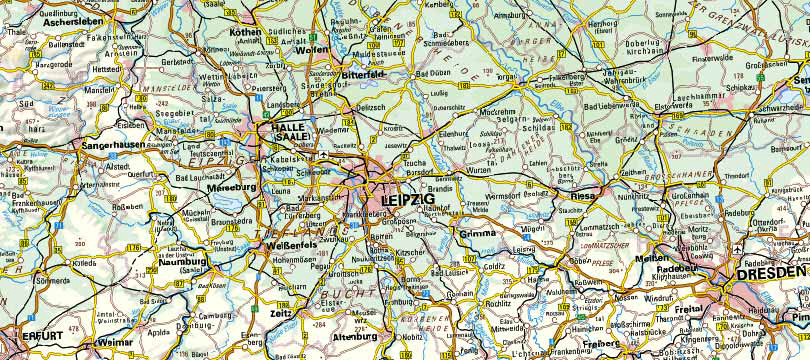 WMS Digitale Topographische Karte 1:1 000 000