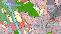 Digitales Basis-Landschaftsmodell (Ebenen)
