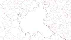 Verwaltungsgebiete 1:25 000 (Ebenen), Stand 31.12.