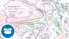 WMS Landschaften Deutschlands