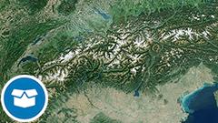 WMS Europamosaik aus Sentinel-2-Daten (wms_sen2europe)