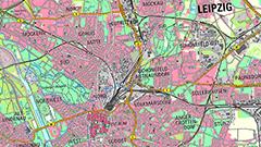 Digitale Topographische Karte 1:50 000 Vorläufige Ausgabe