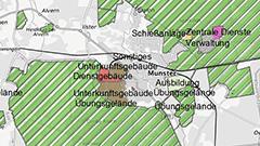 Amtliche Hausumringe Deutschland