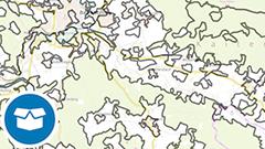 INSPIRE-WMS Land Cover CLC5 2015