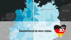 Zeitreise 30 Jahre Deutsche Einheit & Vielfalt